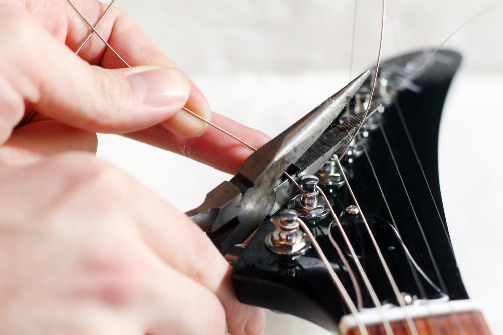 Trim the Strings