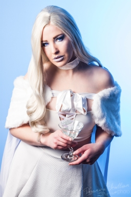 Nica Stone as Emma Frost